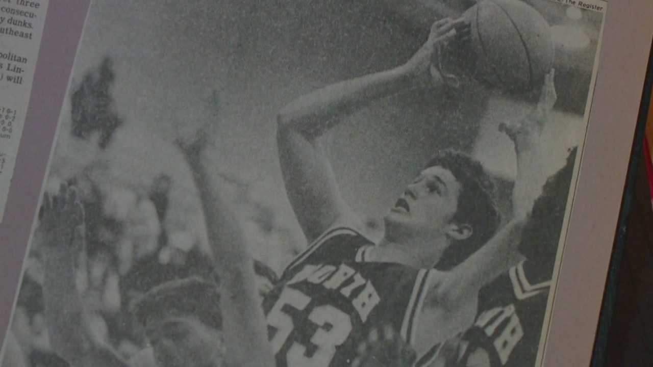 The man who was involved in a shooting that happened Sunday involving a school principal is a former Iowa State basketball standout, playing alongside Fred Hoiberg at Iowa State in the '90s.