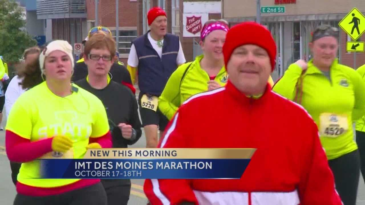 Here's how to help the runners and more information on the big race.