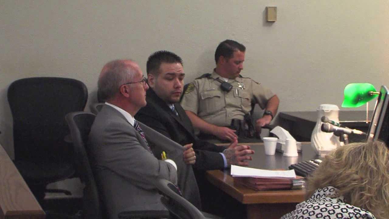 Still no verdict in Pete Polson's trial.
