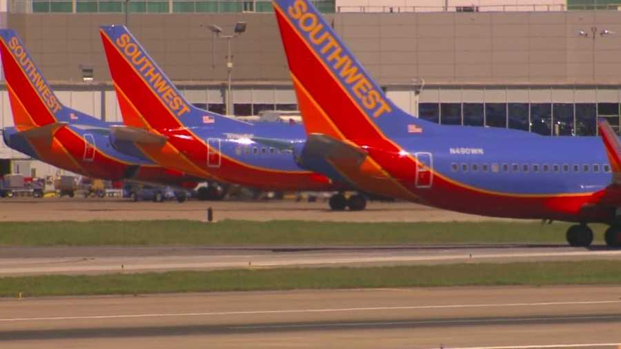 New Southwest Airlines Flights Mean The End Of Others - My flight to des moines