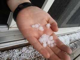 Hail in Carroll