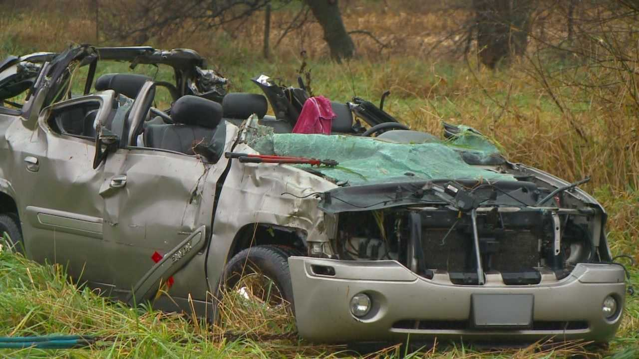 The crash marks the fifth fatality in 14 hours in central Iowa.