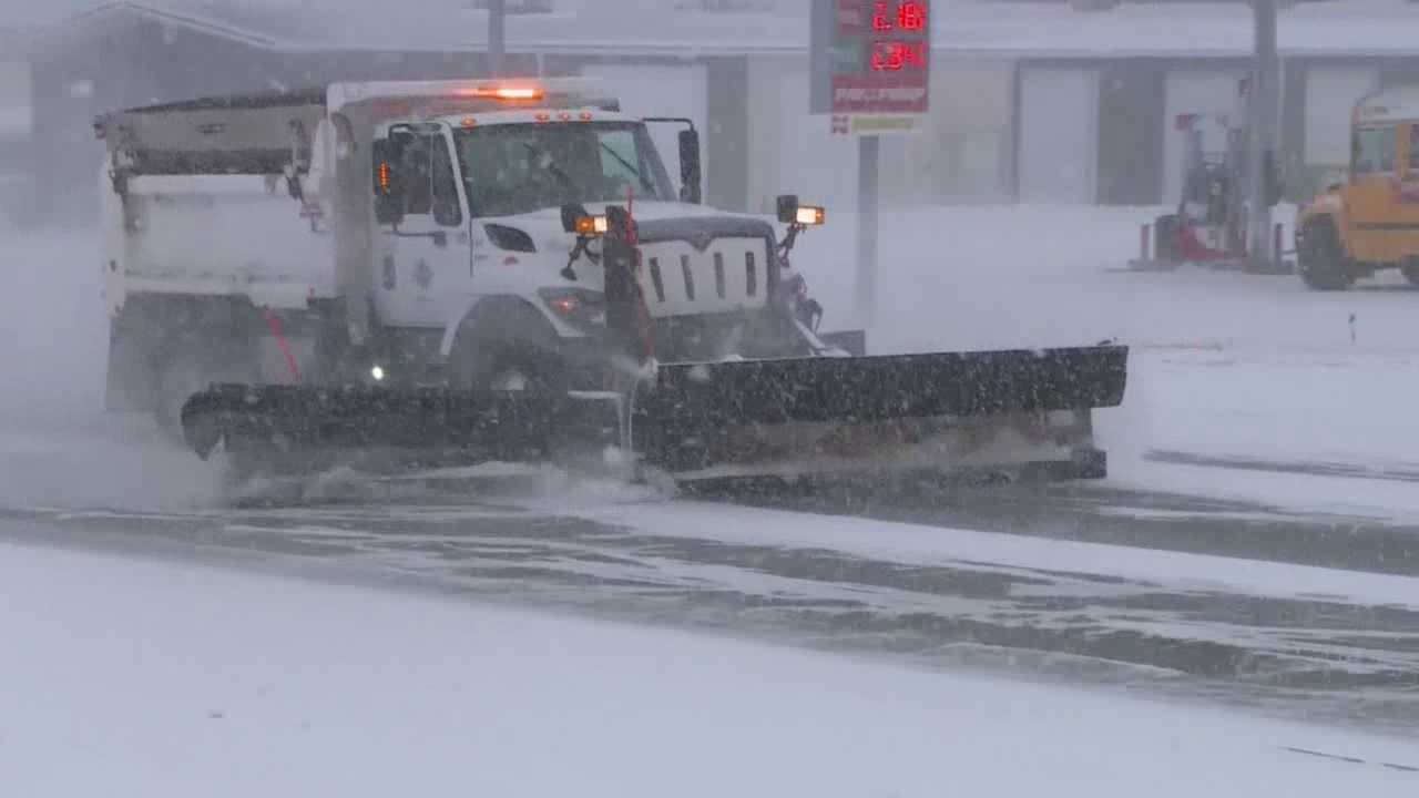 The Iowa Department of Transportation will add a new tool to its storm-fighting arsenal this year, saying it will make roads safer.
