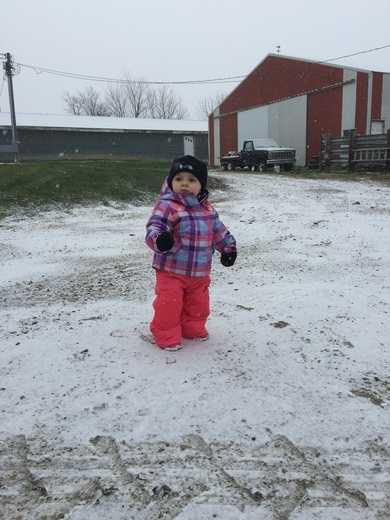 Waverly snow