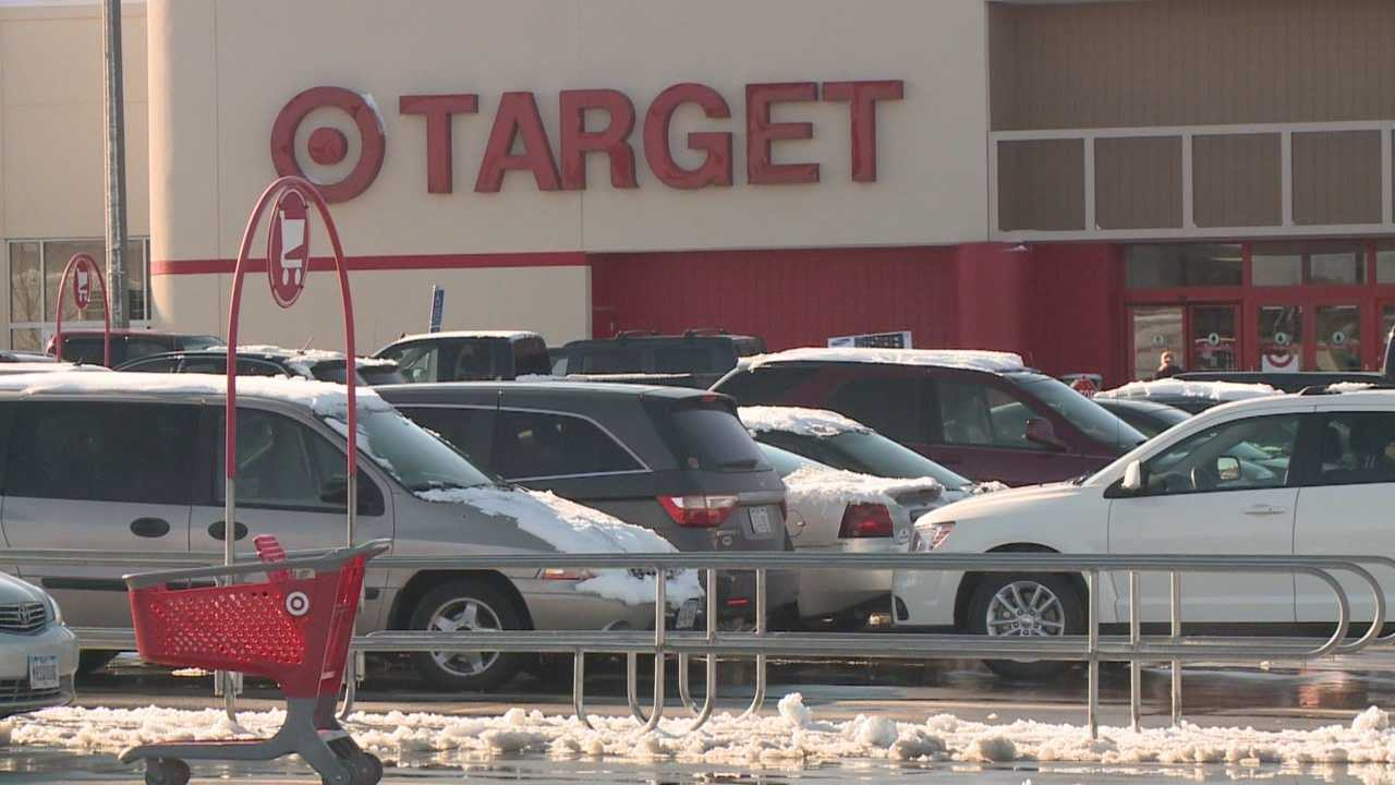 A pregnant woman was robbed in a Target parking lot Friday evening, according to police.