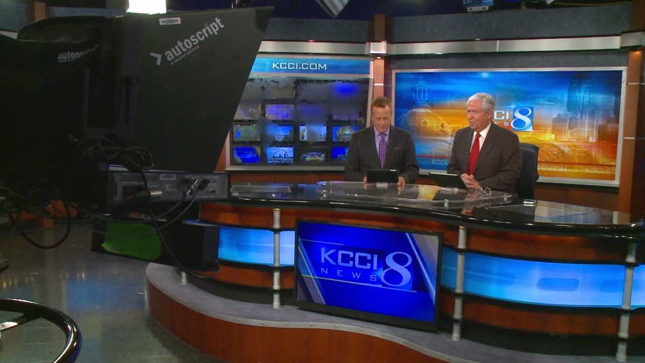 A tradition in central Iowa living rooms is about to come to an end as Kevin Cooney signs off for the final time. Iowans share their memories and well wishes.