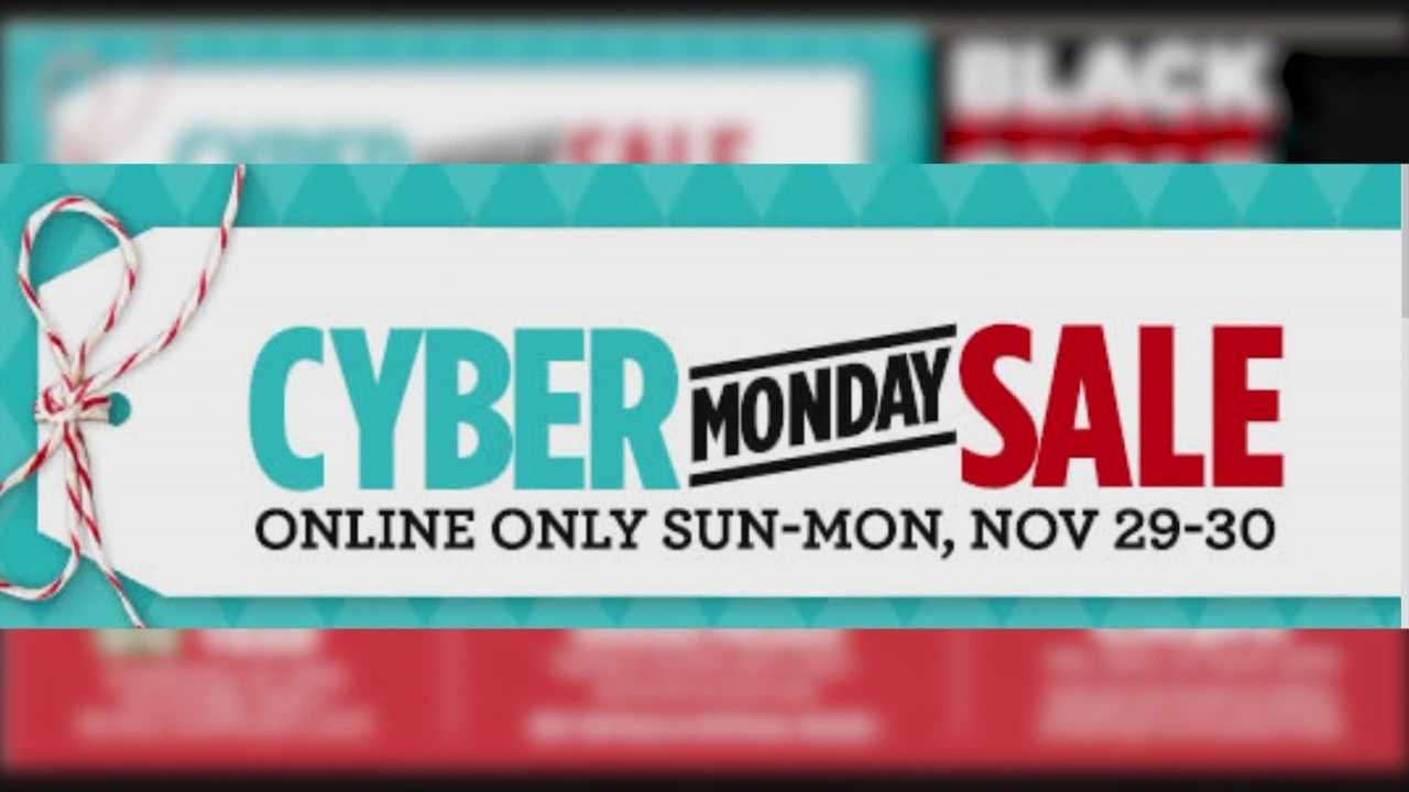 Black Friday deals may have run dry, but consumers have another chance to nab deals online.