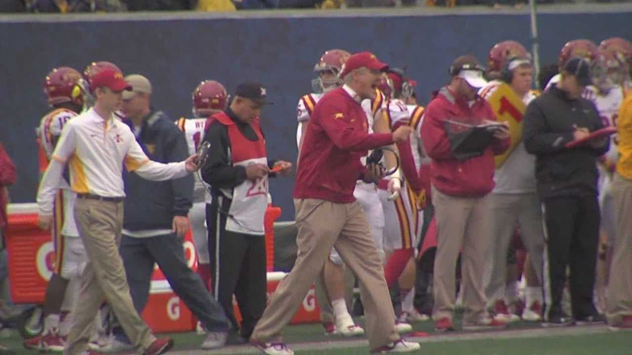 As the Paul Rhoads era came to an end, a new chapter is set to begin.