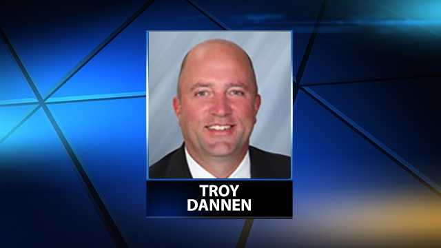 Troy Dannen is headed to Tulane.