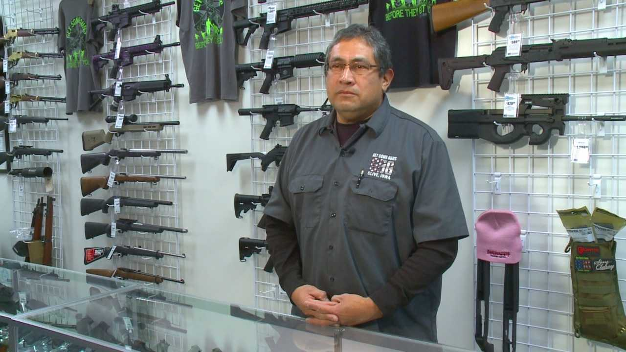 Gun owners say they want to be prepared to protect their families.