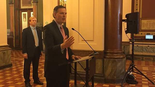 Iowa Family Leader CEO Bob Vander Plaats
