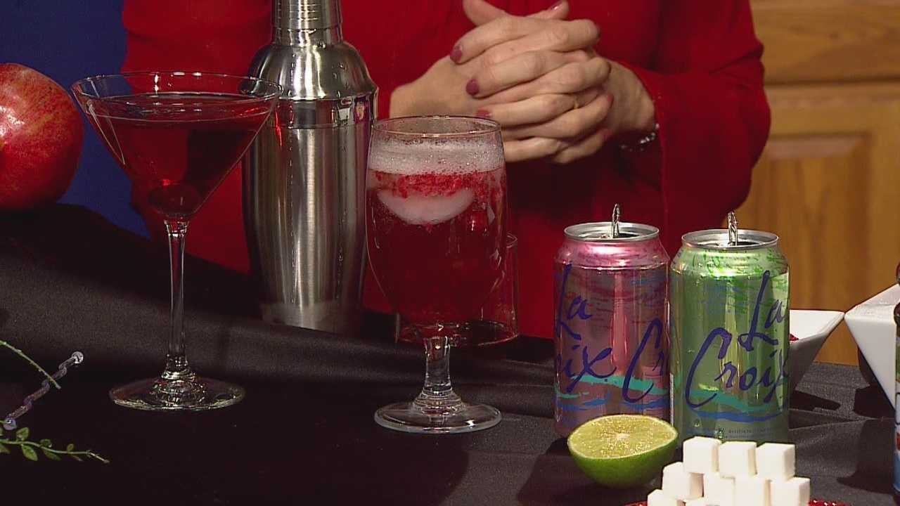 Hy-Vee Dietitian Julie Gieseman shares how to use LaCroix sparkling water to help make health a new holiday tradition.