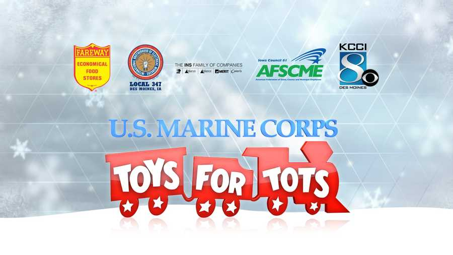 Toys For Tots Advertisement : Kcci to air toys for tots telethon tuesday