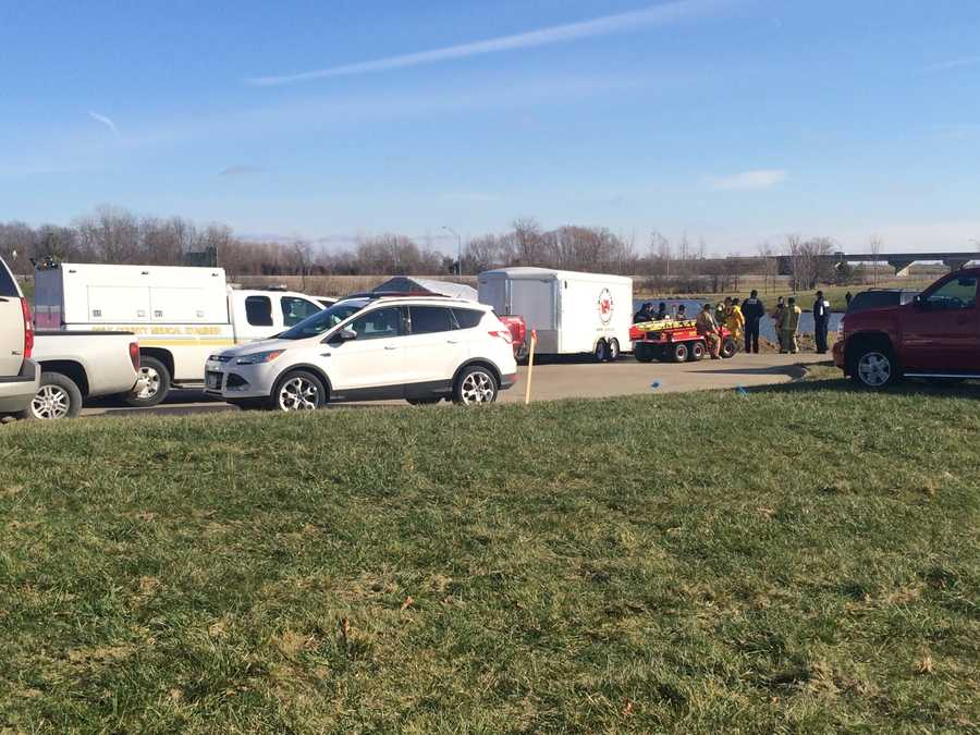 Searchers report finding a body in a pond during their search for a missing teen.