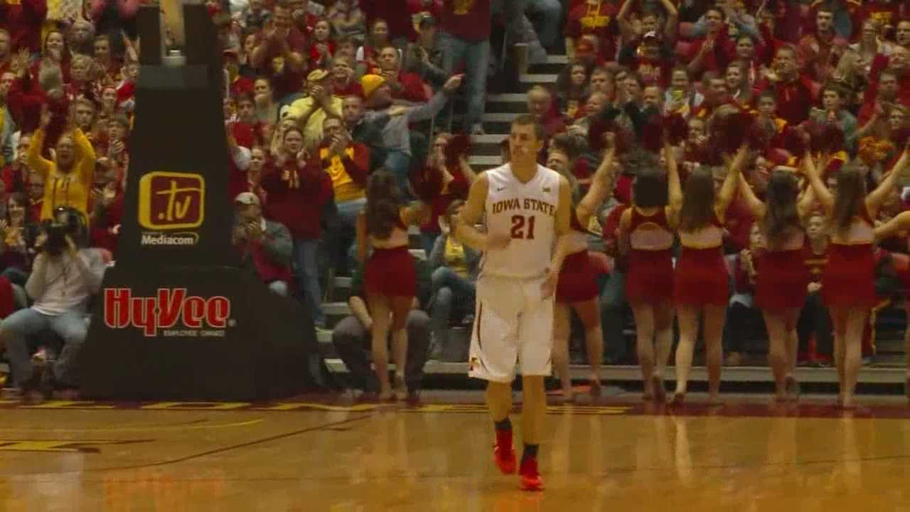 Thomas leads ISU in win over Texas Tech