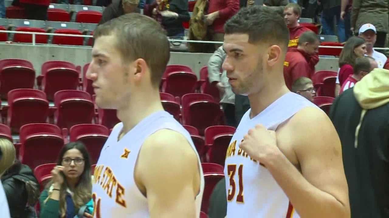 Coming into the game, ISU had won 30 of its last 31 home games.