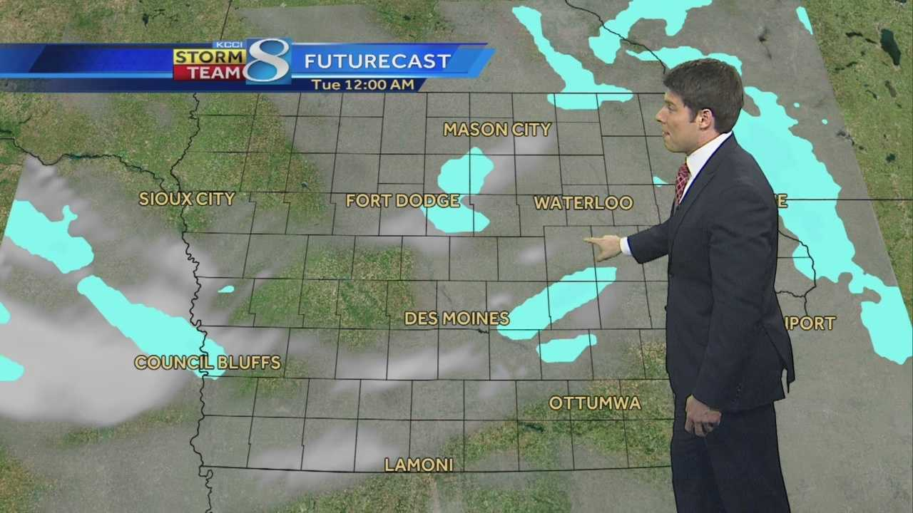 Videocast: Cold blast arriving sometime next week