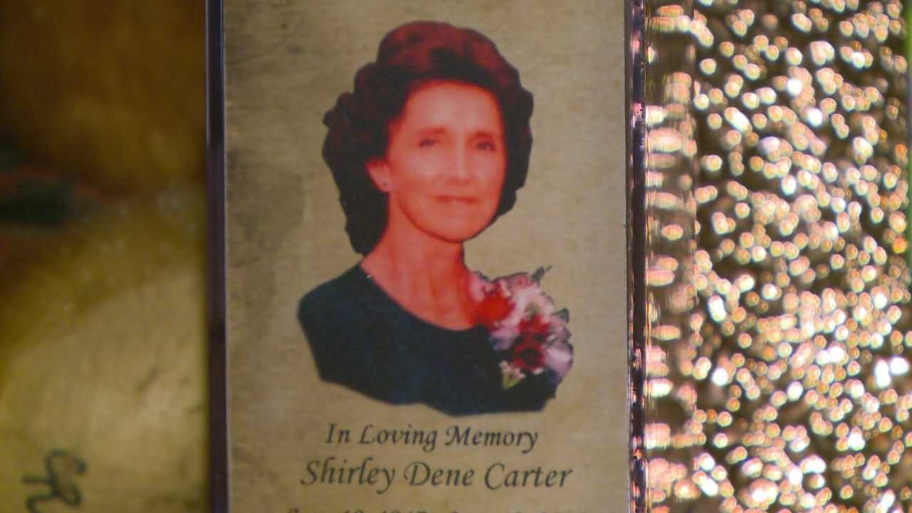 A lawsuit has been filed in Marion County in the death of Shirley Carter.