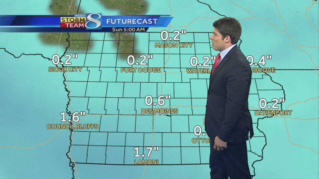 Videocast: Dangerously cold temperatures settling in central Iowa