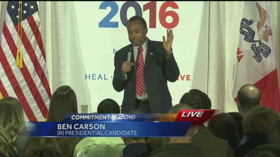 Commitment 2016: Iowa Caucuses Live