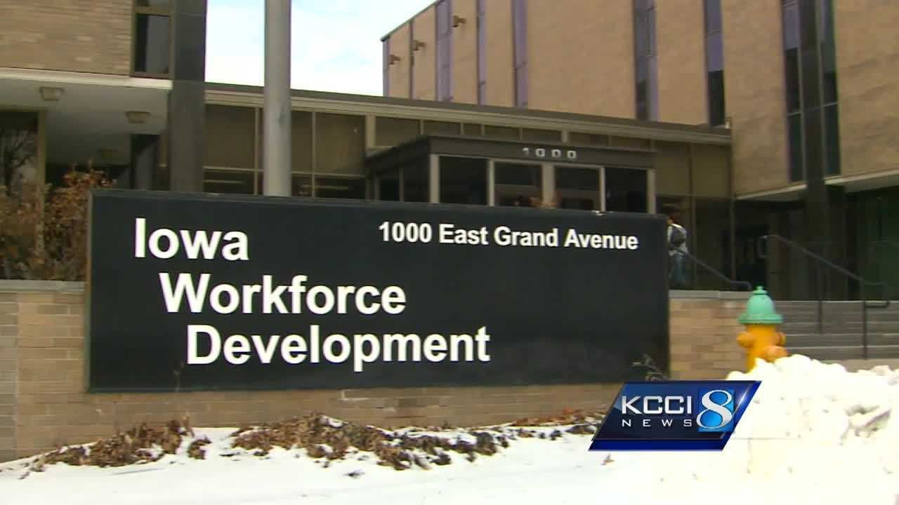 A new report that shows Iowa paid more than $900,000 in unemployment benefits to people who didn't deserve them.