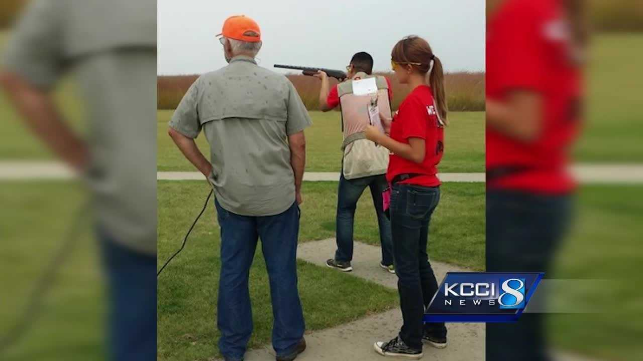 Critics taking aim at Simpson College's shooting sports club.