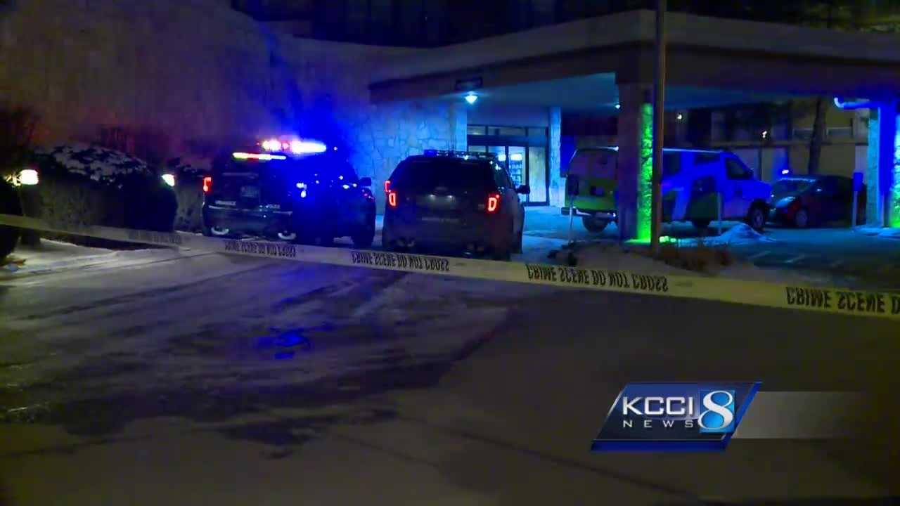 urbandale hotel shooting