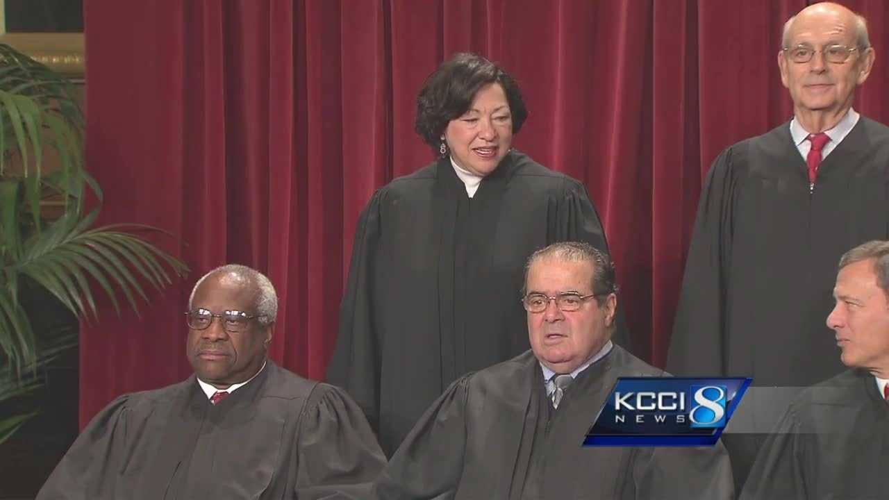 iowans react to scalia death