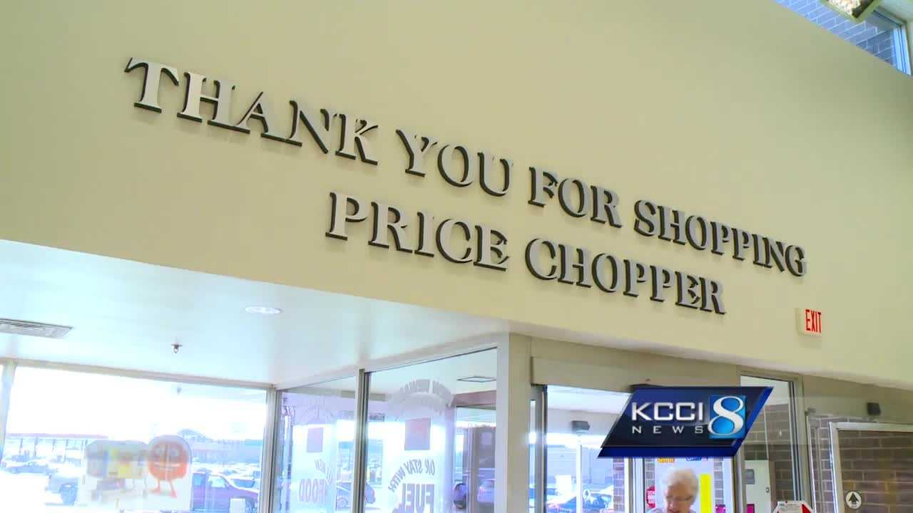 The transition from Dahl's to Price Chopper is almost complete at the Merle Hay store and four other locations in the Des Moines area.