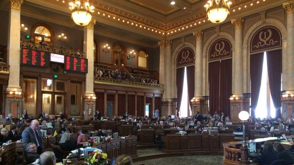 house debates gun bill