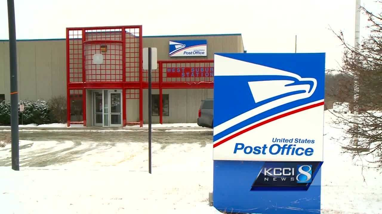 Residents reported missing mail and packages delivered weeks late in January.