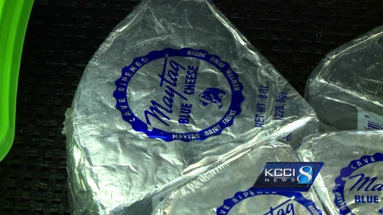blue cheese production halted