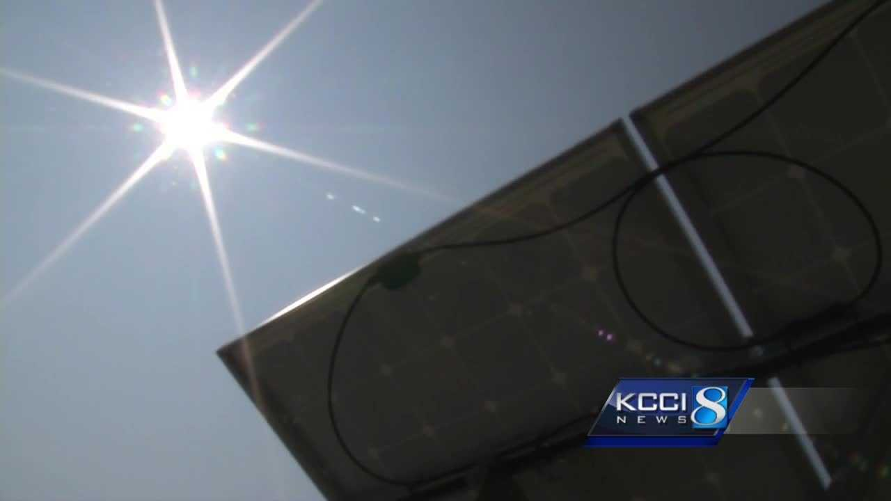 A proposed solar farm has landowners concerned over future land conditions.