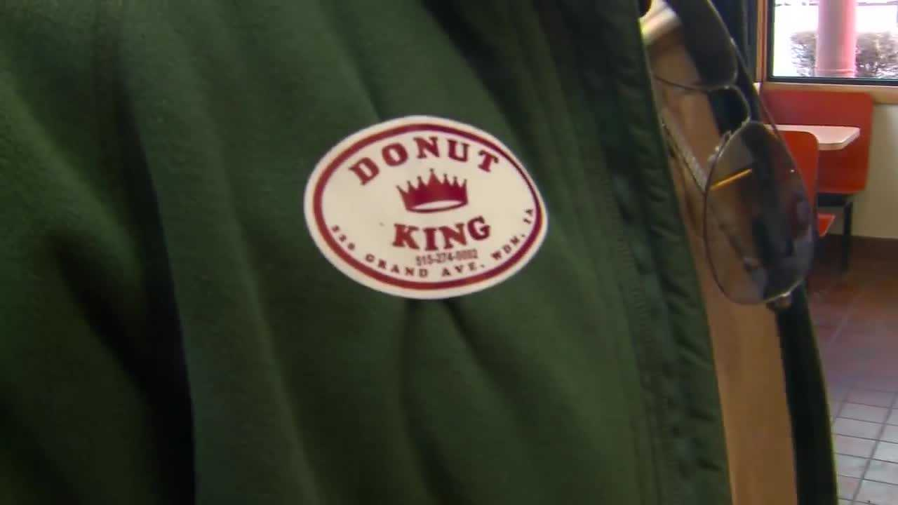 donut king closes