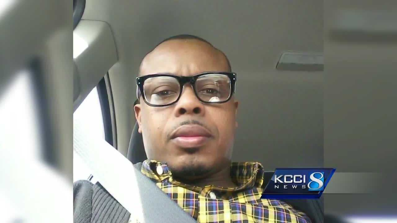 Lamont Walls was training to be a barber at the American College of Hairstyling when approached by Des Moines Police last Wednesday before noon.