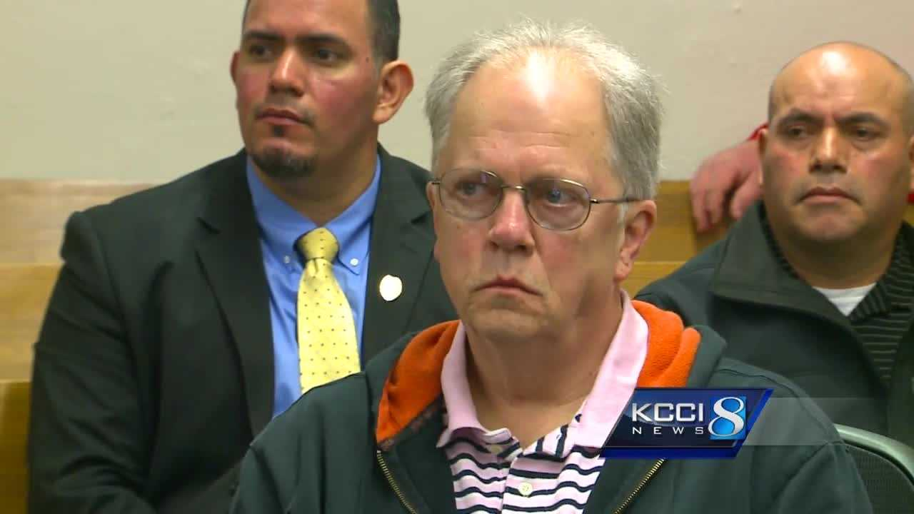 A former Johnston school bus driver was sentenced Thursday.
