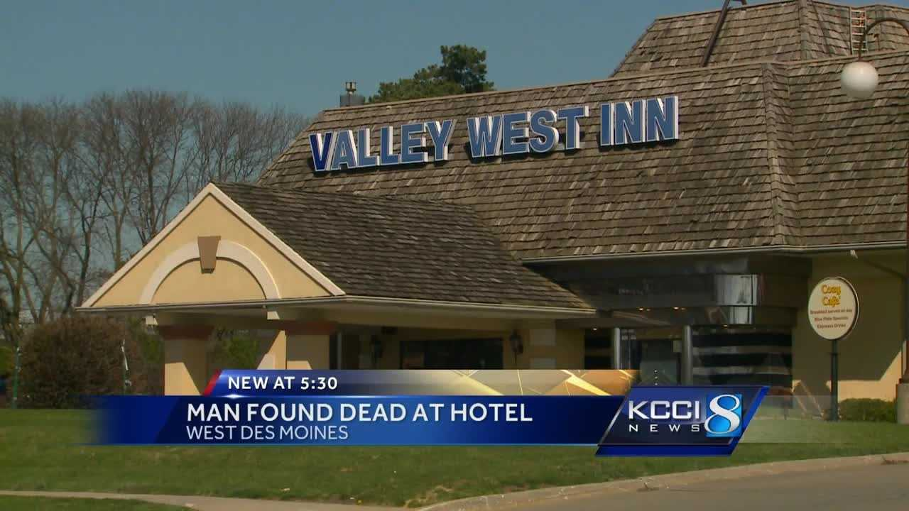 man found dead at west des moines hotel