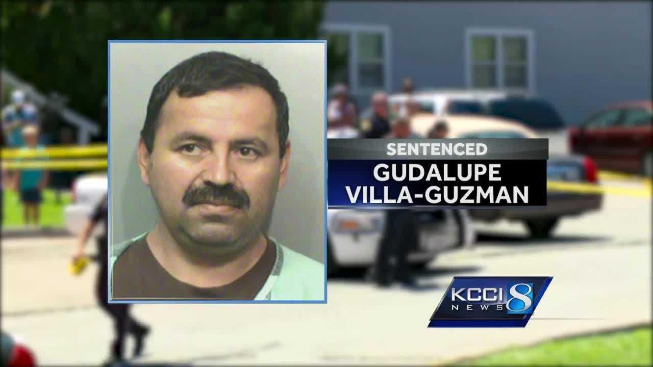 Guadalupe Villa-Guzman, 45, drove through the Gonzalez family's backyard on June 1.