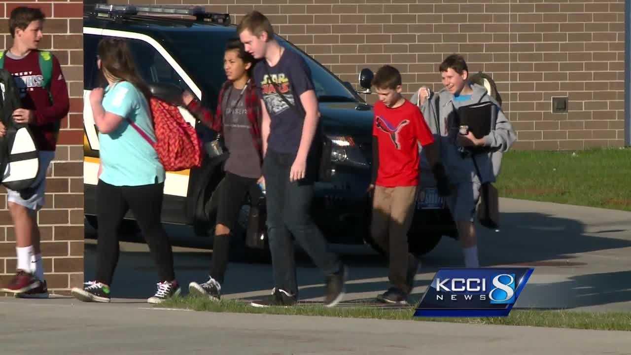 ankeny schools threat