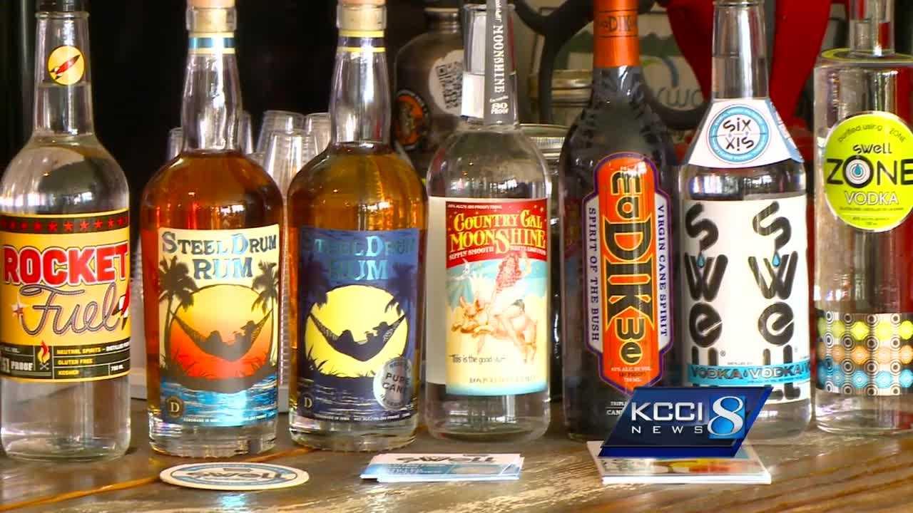 Iowa Distillery Companies