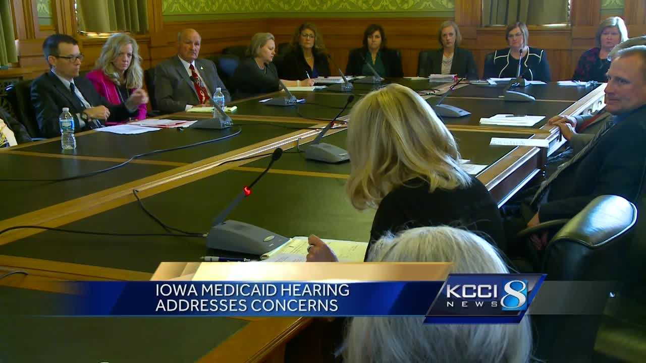 iowa medicaid problems
