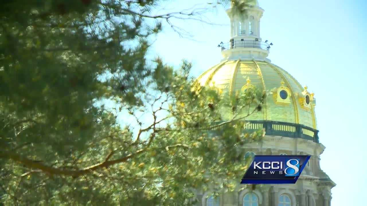 Plans to fix water leaks around the Statehouse dome could cause the dome to be partially covered with scaffolding for two years.
