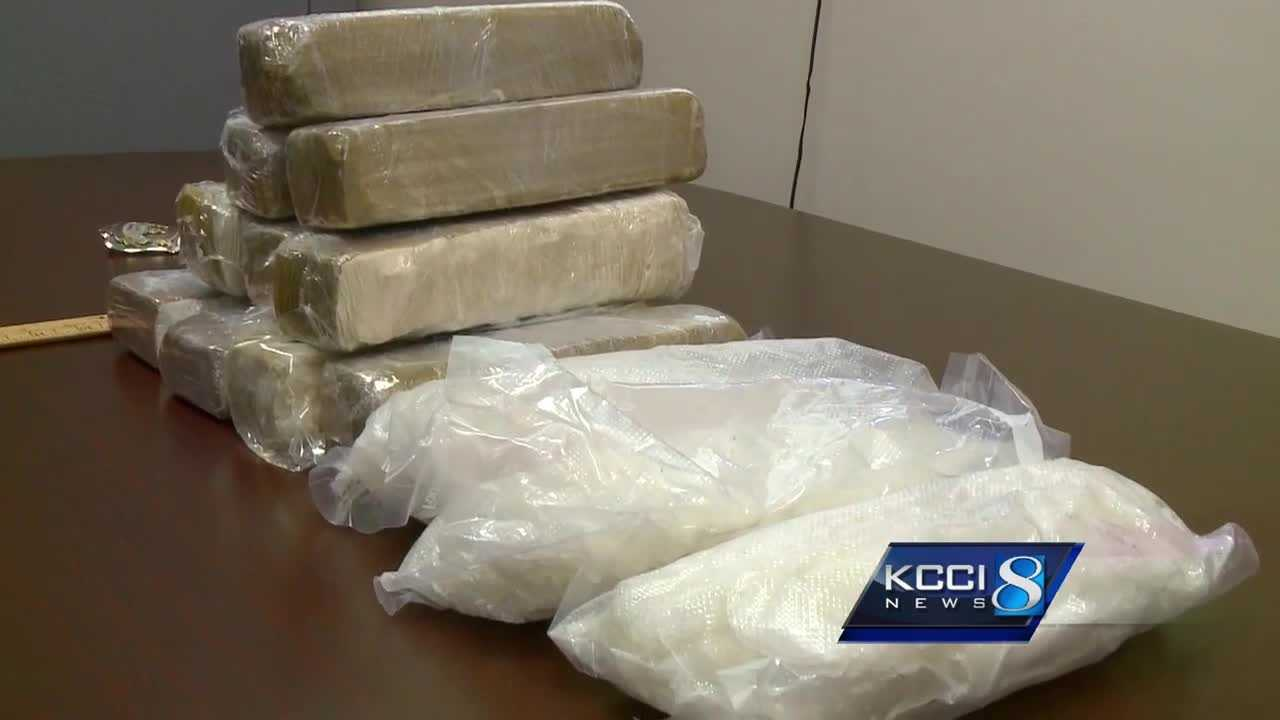 The FBI revealed new details Tuesday concerning a massive statewide methamphetamine bust.