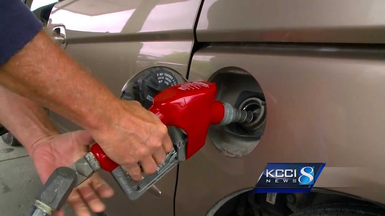 Iowans have paid an additional 10 cents more per gallon at the pump since last March.