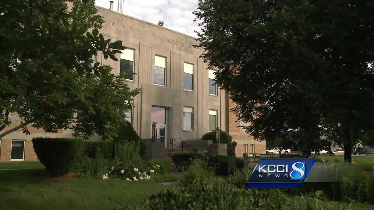 Potential health hazards in Warren County Courthouse