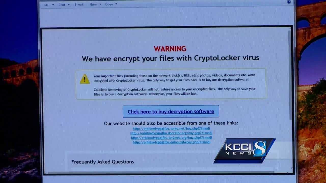It took Polk County's IT department nearly 36 hours to stop the computer virus from spreading Friday.