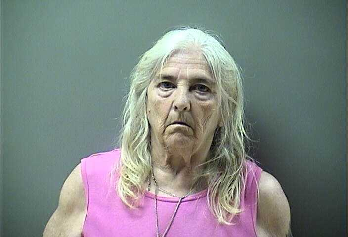 Sandra Kay Breuklander, 69, of Ottumwa, was arrested on May 10 and charged with delivery of a schedule II controlled substance (Hydrocodone).