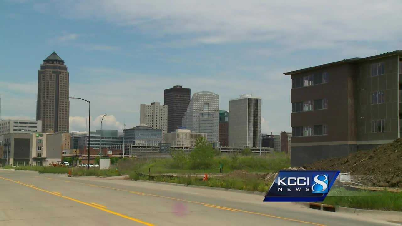 The area is expected to become a new hot spot for expansion in Des Moines.