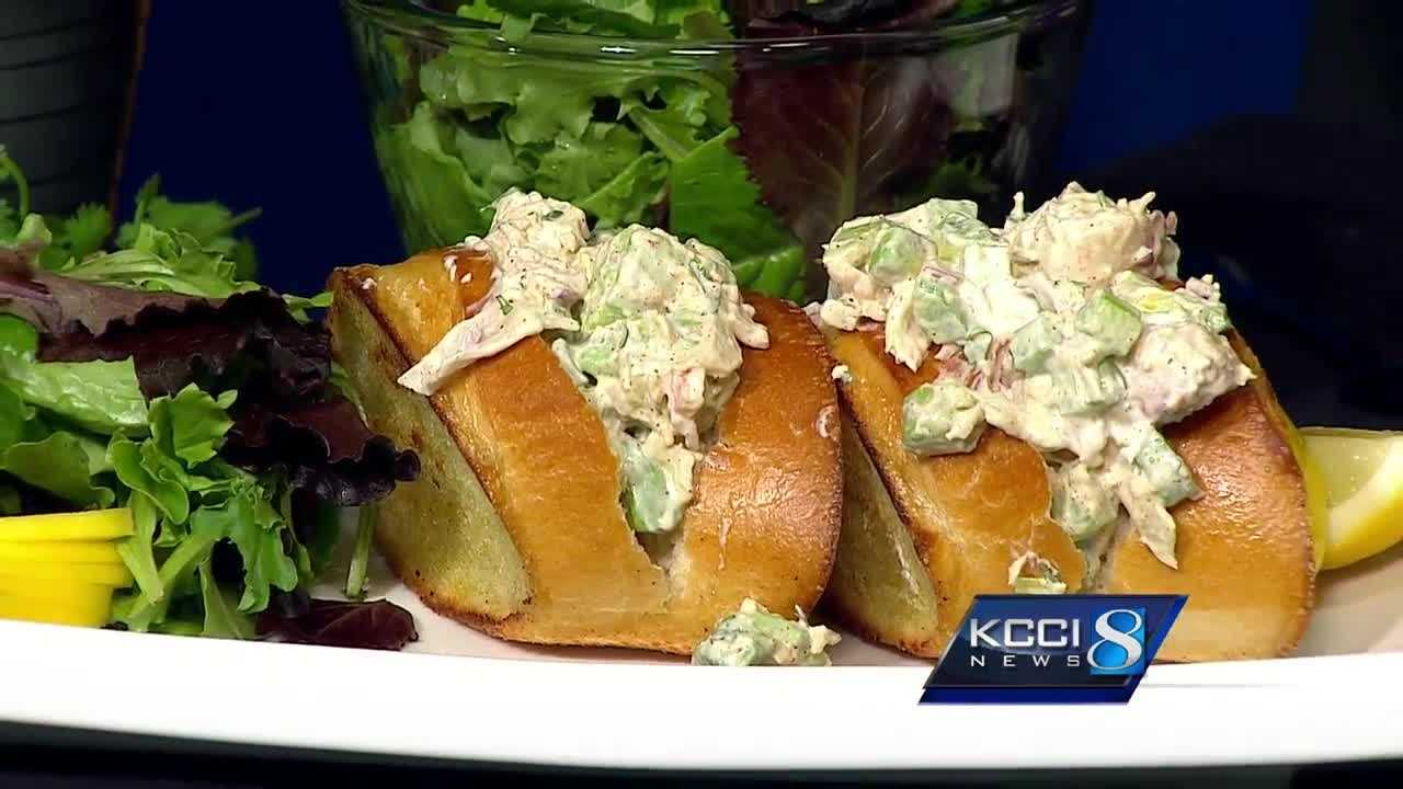 Get Cooking: Avocado Lobster Rolls