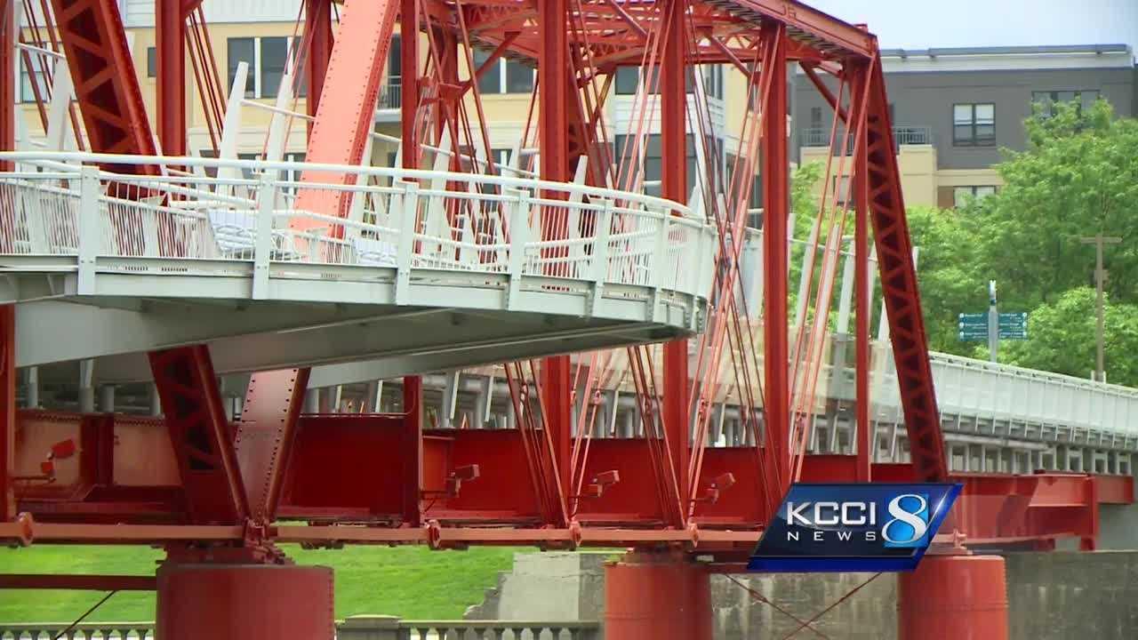 The city will spend $2.5 million to raise the bridge.